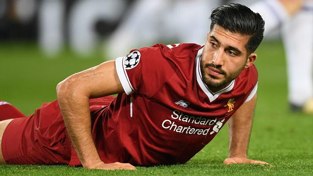 Emre Can quitte Liverpool