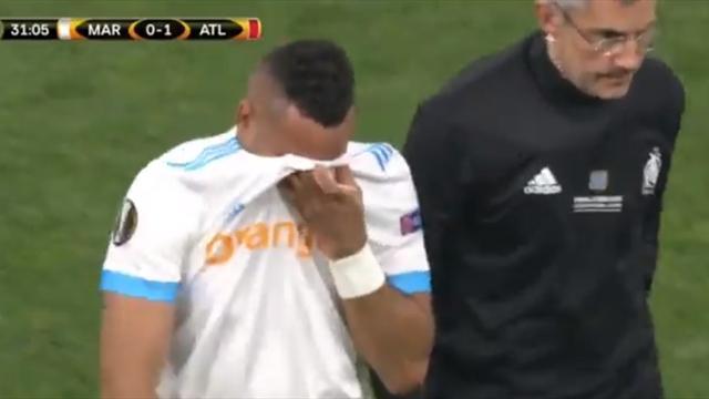 Пайет разревелся после замены в финале Лиги Европы