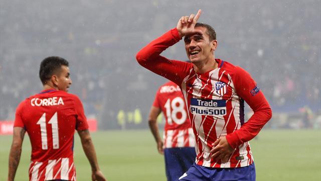 Griezmann utnyttet giganttabbe og sikret Atléticos tredje Europaliga-triumf: – Han er ustoppelig