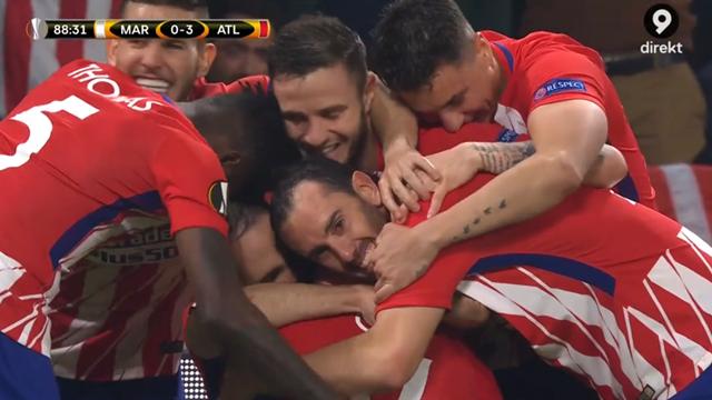 """""""DÄR är Atlético Europa League-mästare"""""""