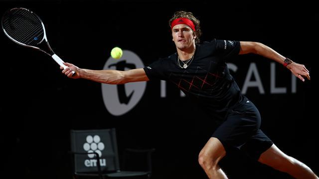 Mit Video | Zverev nach verrücktem Finish im Viertelfinale