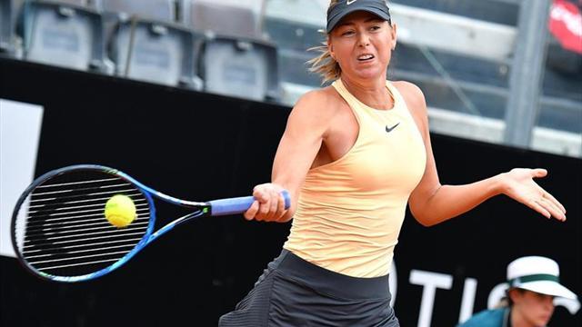 María Sharapova gana a Cibulkova y accede a la tercera ronda