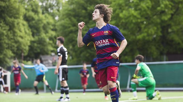 Colpo Juventus: dal Barcellona in arrivo il golden boy della cantera Pablo Moreno