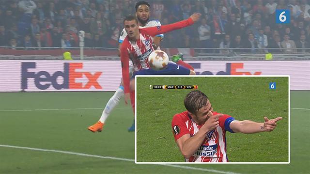Highlights: Griezmann i hopla, da Atletico vandt Europa League