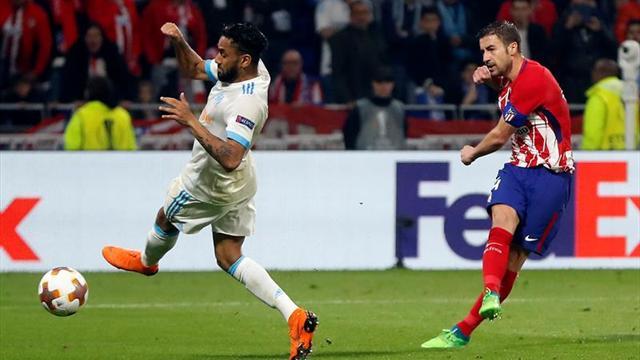 El Atlético salda la deuda de Lyon