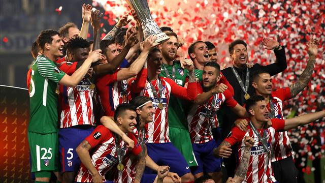 4 испанских гранда выиграли 8 из 9 последних еврокубков, клубы АПЛ – 1