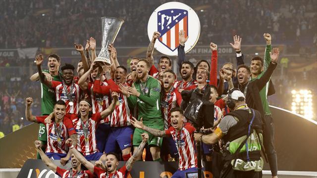 Final Europa League, Olympique de Marsella-Atlético: Y el Principito se convirtió en Rey (0-3)