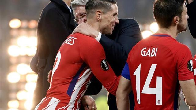 """Gabi: """"Ojalá tengamos a Griezmann con nosotros el año que viene"""""""