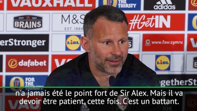 Premier League - Giggs : ''Sir Alex va devoir être patient, cette fois''