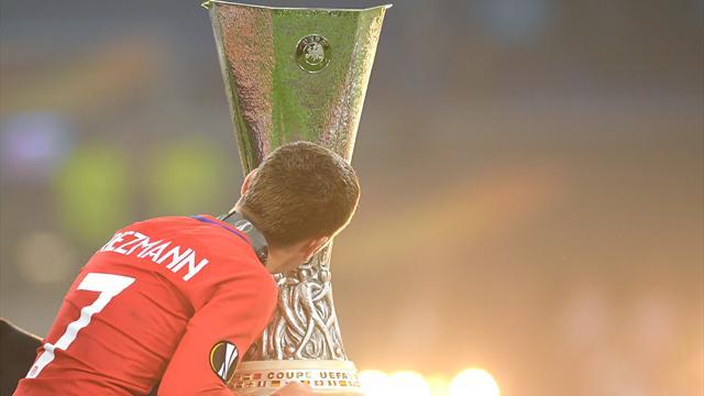 "Atletico Madrid, Griezmann: ""Sono felice, ora penserò ai Mondiali"""