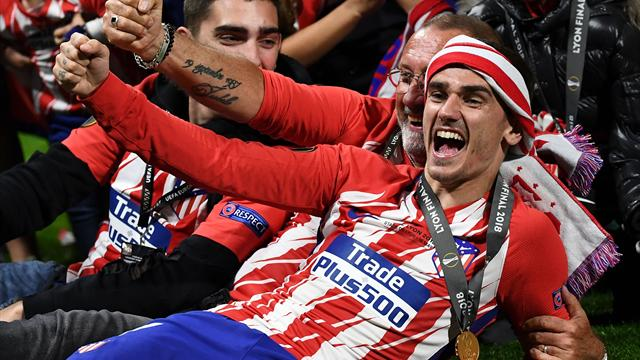 Griezmann announces he will stay at Atletico in 'The Decision'