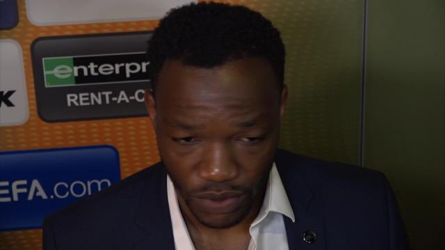"Finale - Mandanda : ""On gagne ensemble, on perd ensemble"""