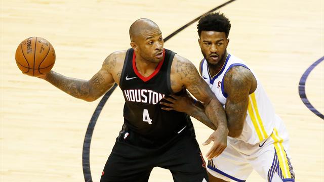Houston se reprend et corrige Golden State