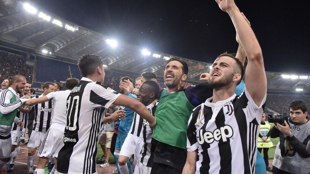 Gianluigi Buffon confirms Juventus exit 0de71fd70bd98