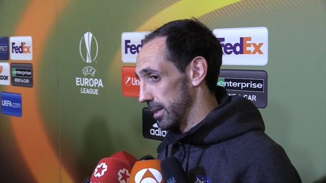 """Juanfran: """"Necesitábamos volver a otra final y ganarla"""""""