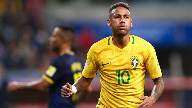 """Neymar """"autorisé à partir au Brésil"""""""