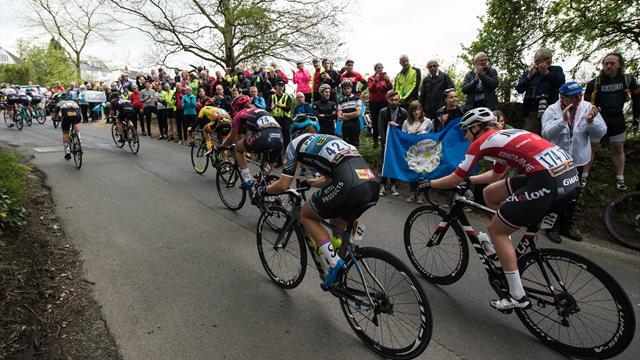 Eurosport sänder UCI Womens World Tour Vårgårda i augusti