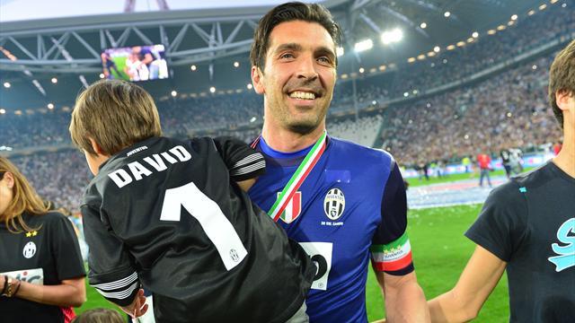 Gianluigi Buffon: The records of a legend