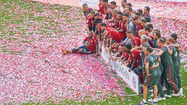 Bayern klarer Favorit auf DFB-Pokalsieg, Frankfurt mit Quote 6,00