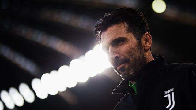 """Buffon, entre lágrimas: """"El sábado será mi último partido con la camiseta de la Juventus"""""""