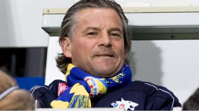 """""""Einmalig im europäischen Fußball"""": Trainer aus eigener Kantine verbannt"""