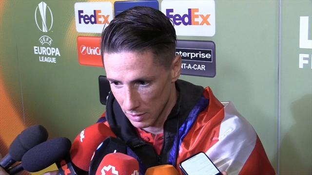 """Fernando Torres: """"Esto es algo que había perseguido toda mi vida"""""""