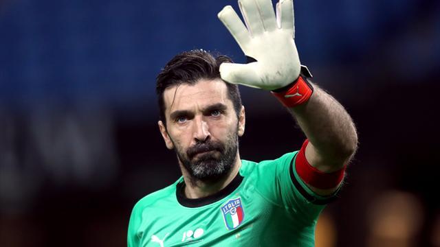 UEFA bans Buffon for rants at Champions League referee