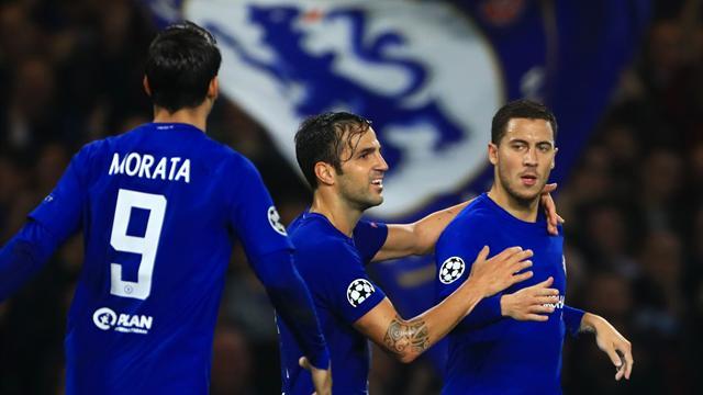 Eden Hazard can prove difference in FA Cup final – Cesc Fabregas