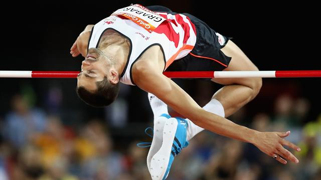 High jumper Grabarz announces retirement from athletics