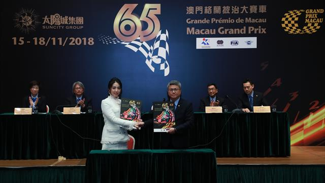 Iniziano i preparativi per Macao