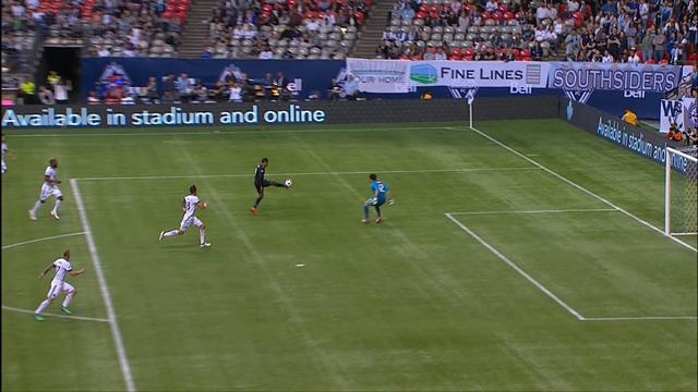 «Ванкувер» и «Сан-Хосе» замутили 4 гола, один из которых весьма солидный