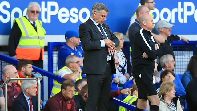 Sam Allardyce knew of Everton sack talk before official dismissal