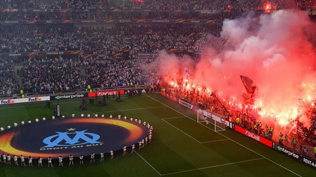 La UEFA abre un procedimiento disciplinario contra el Atlético y el Marsella