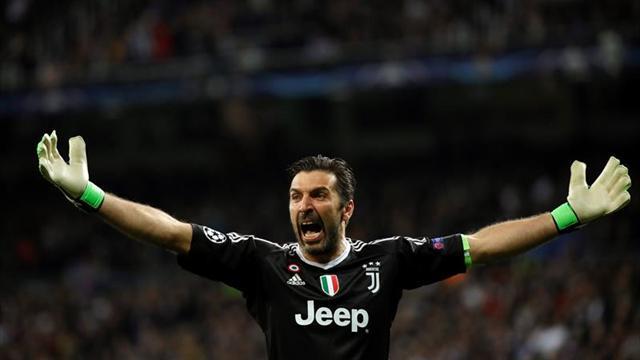 Buffon anuncia su adiós al Juventus y a la selección italiana