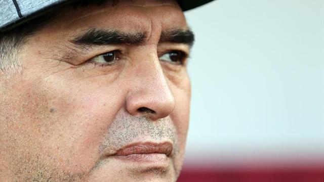 Amazon Video da luz verde a una serie sobre la vida de Maradona