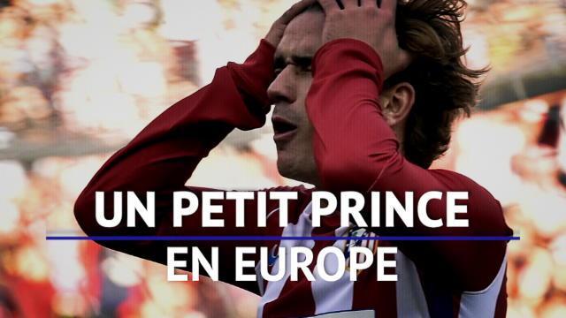 Finale - Griezmann, un petit prince en Europe