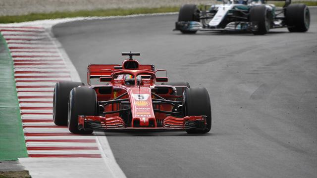 Nach nur einem Rennen: Vettels neue Rückspiegel schon wieder verboten