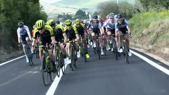 Stor Giro d'Italia-dag i vente på Eurosports kanaler og Eurosport.dk