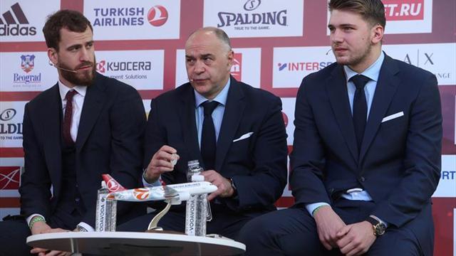 """Laso enfrenta """"tranquilo"""" y """"centrado"""" la Final a Cuatro de Belgrado"""