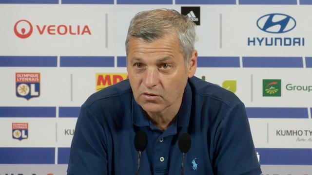 """38e j.  - Genesio : """"Se qualifier directement pour la Ligue des Champions"""""""