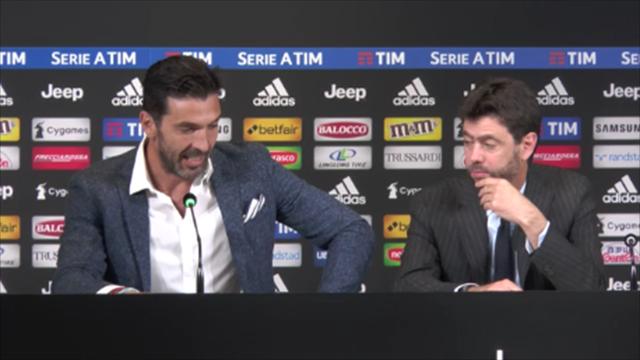 """Buffon: """"Sabato la mia ultima partita con la Juventus: si conclude una grande avventura"""""""