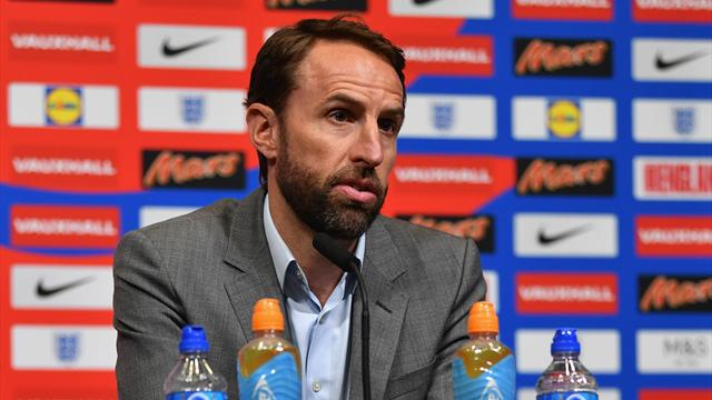 Southgate: I've chosen the best players in England