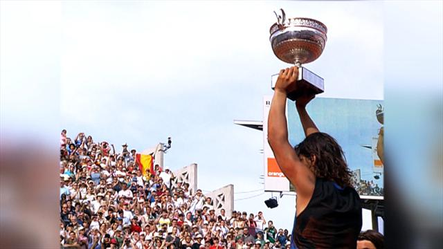 Rafa 10 : 2006, l'implacable doublé