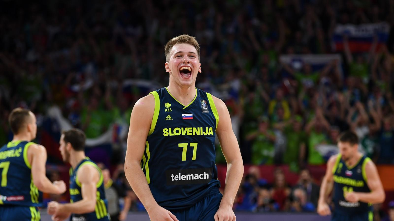 new concept 70b1d d401d Real Madrid's Luka Doncic still pondering summer NBA move ...