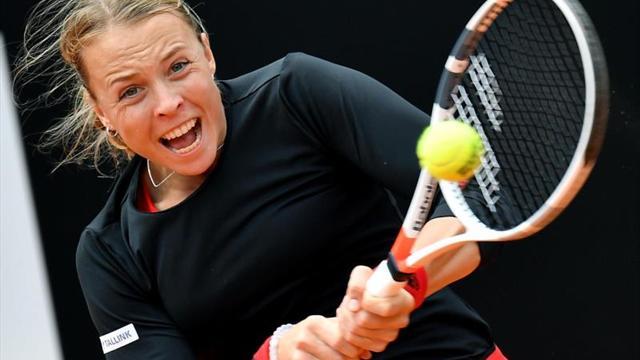 Kontaveit revalida su triunfo de Madrid contra Venus Williams