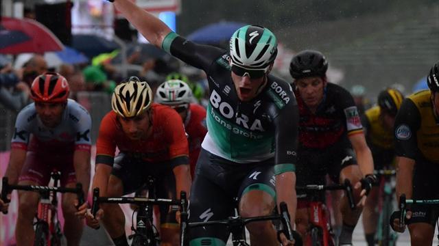 El Giro de Italia y su clasificación general luego de 12 etapas