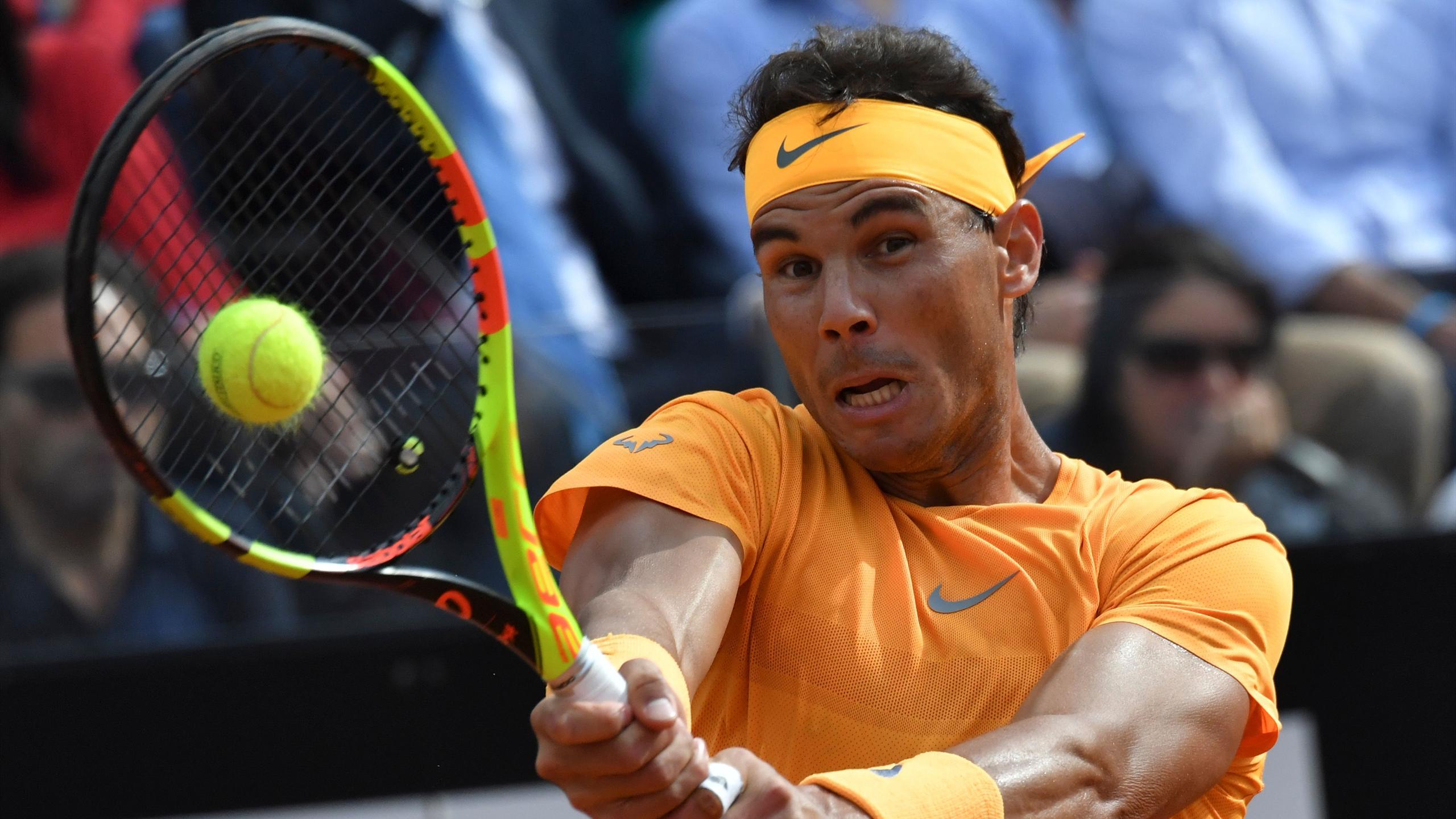 Masters Madrid : Rafael Nadal en quarts sans forcer