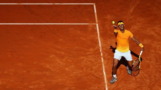 "Masters 1.000 Roma, Rafa Nadal: ""Ya no tengo 18, 19, 20 o 21 años"""