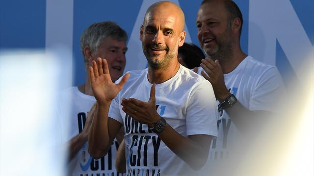 Guardiola verlängert bei Manchester City bis 2021