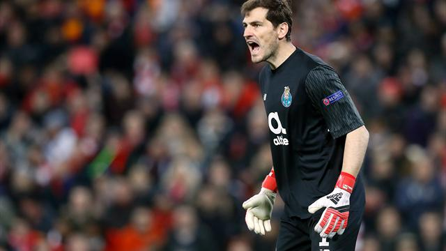 Experienced goalkeeper Iker Casillas commits to Porto